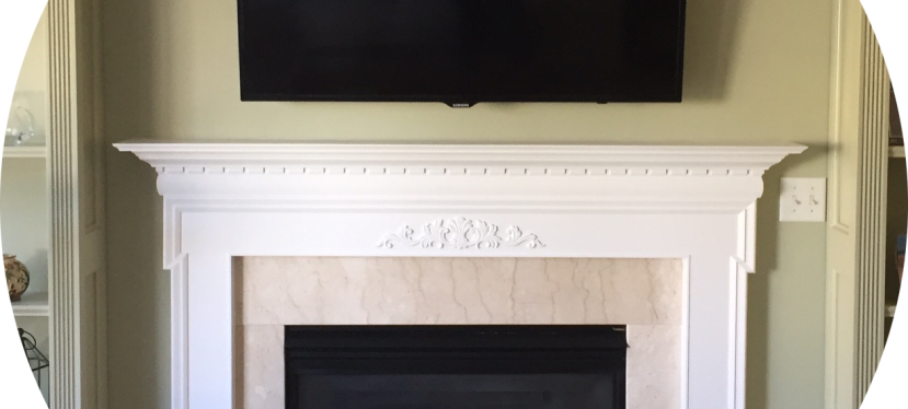 TV Wall Mount (Fall 2015)